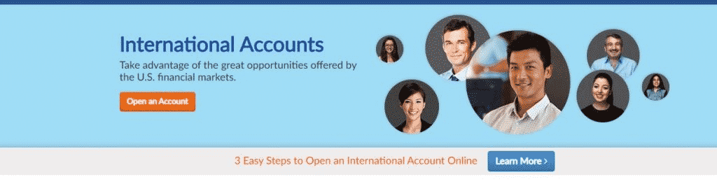 International Accounts